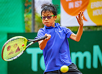 Hilversum, Netherlands, August 8, 2018, National Junior Championships, NJK, Jessy Tan (NED)<br /> Photo: Tennisimages/Henk Koster