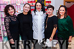 "Ann-Marie Jones and Marian Teahan of CH Chemists, special guest Triona McCarthy, Clarins counter manager at CH Chemists Cindy Walsh and Clarins reprasentive Siobhán O'Mahony and at ""The Clarins Autumn Beauty Edit"" event at CH Chemists in Tralee on Friday evening."