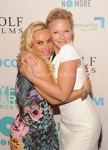 New York,NY-May 29: Coco, Kelli Giddish Attends Mariska Hargitayís Joyful Heart Foundation 10th anniversary  in New York City on May 29, 2014. Credit: John Palmer/MediaPunch