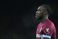 West Ham United's Michail Antonio<br /> <br /> Photographer Rob Newell/CameraSport<br /> <br /> The Premier League - Wolverhampton Wanderers v West Ham United - Tuesday 29th January 2019 - Molineux - Wolverhampton<br /> <br /> World Copyright © 2019 CameraSport. All rights reserved. 43 Linden Ave. Countesthorpe. Leicester. England. LE8 5PG - Tel: +44 (0) 116 277 4147 - admin@camerasport.com - www.camerasport.com