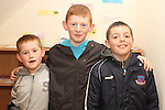 Ben Kirwan, Conor Haggans and Hayden Fitzpatrick at the Connect Family Resource Centre Open Day...(Photo credit should read Jenny Matthews www.newsfile.ie)....This Picture has been sent you under the condtions enclosed by:.Newsfile Ltd..The Studio,.Millmount Abbey,.Drogheda,.Co Meath..Ireland..Tel: +353(0)41-9871240.Fax: +353(0)41-9871260.GSM: +353(0)86-2500958.email: pictures@newsfile.ie.www.newsfile.ie.