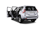 2013 Toyota Landcruiser 150 Comfort SUV 4WD Doors Stock Photo