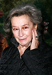 Zoe Caldwell attending the Neighborhood Playhouse School of the Theatre's 80th Anniversary Gala and Reunion at Tavern On The Green Restaurant in New York City.<br />November 9, 2008