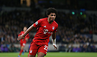 Bayern Munich's Serge Gnabry celebrates after scoring his side's fifth goal <br /> <br /> Photographer Rob Newell/CameraSport<br /> <br /> UEFA Champions League Group B  - Tottenham Hotspur v Bayern Munich - Tuesday 1st October 2019 - White Hart Lane - London<br />  <br /> World Copyright © 2018 CameraSport. All rights reserved. 43 Linden Ave. Countesthorpe. Leicester. England. LE8 5PG - Tel: +44 (0) 116 277 4147 - admin@camerasport.com - www.camerasport.com