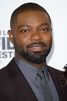 "David Oyelowo<br /> at the London Film Festival photocall for the opening film, ""A United Kingdom"", Mayfair HotelLondon.<br /> <br /> <br /> ©Ash Knotek  D3159  05/10/2016"