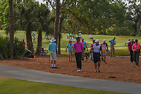 Brooks Koepka (USA) makes his way to 2 during round 4 of The Players Championship, TPC Sawgrass, at Ponte Vedra, Florida, USA. 5/13/2018.<br /> Picture: Golffile | Ken Murray<br /> <br /> <br /> All photo usage must carry mandatory copyright credit (&copy; Golffile | Ken Murray)