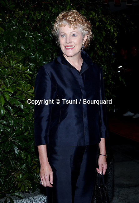 Lynn Redgrave arriving at the Norby's Walters 21th Annual Pre-Holiday Christmas Party at the Friars Club in Los Angeles. November 24, 2002.           -            RedgraveLynn01.jpg