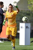 Valentina Casaroli of AS Roma <br /> Roma 8/9/2019 Stadio Tre Fontane <br /> Luisa Petrucci Trophy 2019<br /> AS Roma - Paris Saint Germain<br /> Photo Andrea Staccioli / Insidefoto