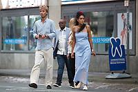 Soir&eacute;e d'avant-mariage du Prince Ernst junior de Hanovre et de Ekaterina Malysheva, &agrave; la Brasserie Ernst August Brauhaus, &agrave; Hanovre.<br /> Allemagne, Hanovre, 7 juillet 2017.<br /> Pre wedding party of Prince Ernst Junior of Hanover and Ekaterina Malysheva at the Ernst August Brauhaus restaurant in Hanover.<br /> Germany, Hanover, 7 july 2017<br /> Pic : Prince Christian of Hanover