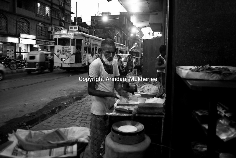 Elliot Street in Central Kolkata is known to be an Anglo Indian neighbourhood.