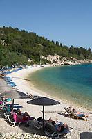 Greece, Ionian Islands, Paxos: Monodendri beach | Griechenland, Ionische Inseln, Paxos: Monodendri beach