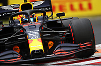 18th July 2020, Hungaroring, Budapest, Hungary; F1 Grand Prix of Hungary,  qualifying sessions;  23 Alexander Albon THA, Aston Martin Red Bull Racing