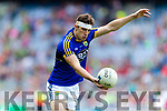 David Moran Kerry players before their clash with Mayo in the All Ireland Semi Final Replay in Croke Park on Saturday.