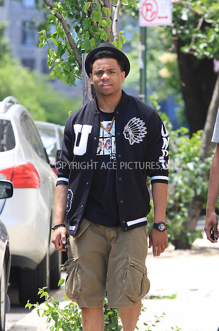 WWW.ACEPIXS.COM . . . . .  ....June 2 2011, New York City....Actor Trsitan Wilds seen walking in Soho on June 2 2011 in New York City......Please byline: CURTIS MEANS - ACE PICTURES.... *** ***..Ace Pictures, Inc:  ..Philip Vaughan (212) 243-8787 or (646) 679 0430..e-mail: info@acepixs.com..web: http://www.acepixs.com