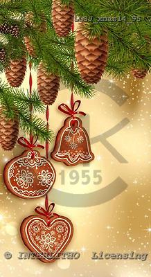 Sinead, CHRISTMAS SYMBOLS, paintings, LLSJXMAS14/95,#XX# Symbole, Weihnachten, Geschäft, símbolos, Navidad, corporativos, illustrations, pinturas