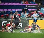 04. Scotland v Portugal During   HSBC Hong Kong Rugby Sevens 2016 on 10 April 2016 at Hong Kong Stadium in Hong Kong, China. Photo by Kitmin Lee / Power Sport Images