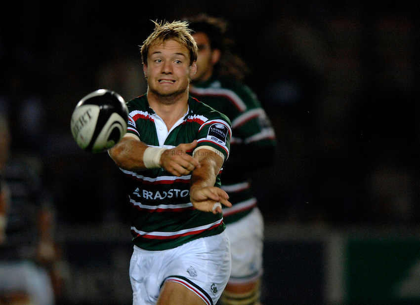 Photo: Richard Lane..Leicester Tigers v Toulon. Pre Season Friendly. 18/08/2006. .Tigers' Matt Cornwell.