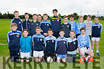 Enjoying the Feilie na nÓg action in Firies GAA pitch on Friday were front row l-r: Tadhg Riordan, Andrew moynihan, Peter Cosgrave, Cian doe, Darren Deniel, Dylan Butler, Conor Brosnan. Back row: James O'Leary, Michael Brosnan, Brian Burke, Cian Sheahan, Tomas Clifford, Darragh Brosnan, Cian Cronin, Eoghan Mckenna, Ian Nelligan, Ronan O'Mahony and John Power
