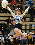 1-14-20, Skyline High School pompon team in action
