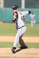 Brendan Wise - Surprise Rafters - 2010 Arizona Fall League.Photo by:  Bill Mitchell/Four Seam Images..