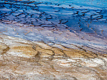 Midway Geyser Basin, Yellowstone, textures, abstract,beauty, patterns