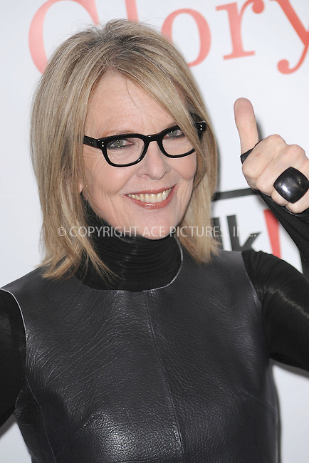 WWW.ACEPIXS.COM . . . . . .November 7, 2010...New York City....Diane Keaton attends the 'Morning Glory' world premiere at the Ziegfeld Theatre on November 7, 2010 in New York City.....Please byline: KRISTIN CALLAHAN - ACEPIXS.COM.. . . . . . ..Ace Pictures, Inc: ..tel: (212) 243 8787 or (646) 769 0430..e-mail: info@acepixs.com..web: http://www.acepixs.com .