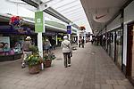 Festival Park shopping centre, Ebbw Vale, Blaenau Gwent, South Wales, UK