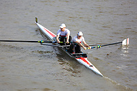 Crew: 40  Derby Rowing Club - Op 2- Intermediate<br /> <br /> Pairs Head 2019<br /> <br /> To purchase this photo, or to see pricing information for Prints and Downloads, click the blue 'Add to Cart' button at the top-right of the page.