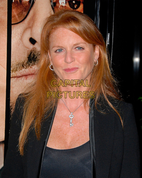 SARAH FERGUSON.attends The Warner Brother Industry Screening of The Departed held at The DGA in West Hollywood, California, USA, October 5th 2006..portrait headshot duchess of york fergie.Ref: DVS.www.capitalpictures.com.sales@capitalpictures.com.©Debbie VanStory/Capital Pictures