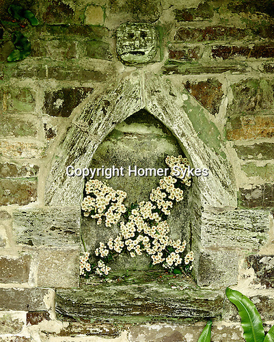 Holy Well, Saint St Anne Annes Church, Whitstone, Cornwall. UK. Celtic Britain published by Orion.