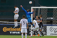 D.C. United defeated the Union 2-1 with an 85th minute penalty kick goal from Chris Rolfe.