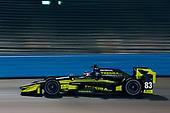 2017 IndyCar Media Day - Track Action<br /> Phoenix Raceway, Arizona, USA<br /> Friday 10 February 2017<br /> Charlie Kimball<br /> World Copyright: Phillip Abbott/LAT Images<br /> ref: Digital Image _90V7142