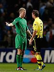 031012 Manchester City v Dortmund UCL