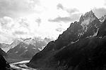 Mer de Glace, Chamonix, France