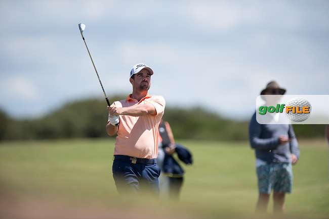 Nicholas Cullen (AUS) during the 2nd round of the VIC Open, 13th Beech, Barwon Heads, Victoria, Australia. 08/02/2019.<br /> Picture Anthony Powter / Golffile.ie<br /> <br /> All photo usage must carry mandatory copyright credit (&copy; Golffile | Anthony Powter)