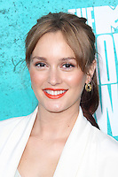 Leighton Meester at the 2012 MTV Movie Awards held at Gibson Amphitheatre on June 3, 2012 in Universal City, California. ©mpi29/MediaPunch Inc.