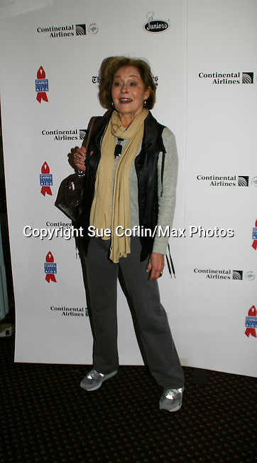 GL - Marj Dusay at 22nd Annual Broadway Flea Market & Grand Auction to benefit Broadway Cares/Equity Fights Aids on Sunday, September 21, 2008 in Shubert Alley, New York City, New York. (Photo by Sue Coflin/Max Photos)
