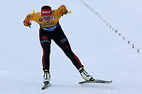 31st December 2019; Dobbiaco, Toblach, South Tyrol, Italy;  FIS Tour de Ski - Cross Country Ski World Cup 2019  in Dobbiaco, Toblach, on December 31, 2019; Katharina Hennig of Germany in the Womens individual 10km