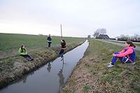 ALGEMEEN: FRYSLAN: Polstokspringen Blauhús, 15-04-2013, ©foto Martin de Jong