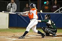 SAN ANTONIO, TX - MARCH 4, 2008: The Baylor University Bears vs. The University of Texas at San Antonio Roadrunners Softball at Roadrunner Field. (Photo by Jeff Huehn)