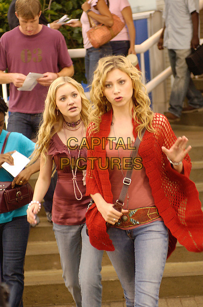 ALYSON MICHALKA & AMANDA MICHALKA.in Cow Belles.*Editorial Use Only*.www.capitalpictures.com.sales@capitalpictures.com.Supplied by Capital Pictures.