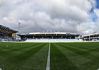 General view of the stadium prior to the FA Cup 1st round match between Portsmouth and Wycombe Wanderers at Fratton Park, Portsmouth, England on the 5th November 2016. Photo by Liam McAvoy.