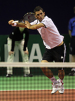 6-2-10, Rotterdam, Tennis, ABNAMROWTT, First quallifying round, Marsel Ilhan