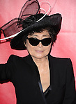 Yoko Ono attends The 2014 MusiCares Person of the Year Dinner honoring Carole King at the Los Angeles Convention Center, West Hall  in Los Angeles, California on January 24,2014                                                                               © 2014 Hollywood Press Agency