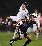 Fussball, Uefa Champions League 2010/11: Olympique Lyon - Real Madrid