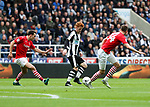 Jack Colback of Newcastle United in action during the EFL Championship match at St James' Park Stadium, Newcastle upon Tyne. Picture date: May 7th, 2017. Pic credit should read: Jamie Tyerman/Sportimage