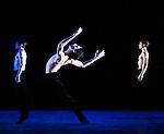 """English National Ballet. """"Men Y Men""""."""