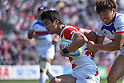 Rugby: Asia Rugby Championship - Japan 85-0 South Korea