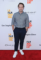 "16 June 2017 - Hollywood, California - Beck Bennett. LA Film Festival screening of ""Brigsby Bear"" held at ArcLight Hollywood in Hollywood. Photo Credit: Birdie Thompson/AdMedia"