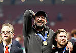 Liverpool's FC coach Jurgen Klopp during UEFA Champions League match, Final Roundl between Tottenham Hotspur FC and Liverpool FC at Wanda Metropolitano Stadium in Madrid, Spain. June 01, 2019.(Foto: nordphoto / Alterphoto /Manu R.B.)